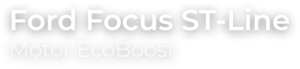 Ford Focus ST-Line Motor EcoBoost