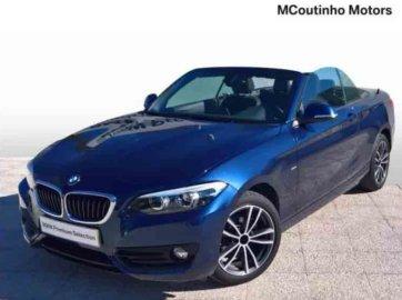 BMW 218d 2.0d