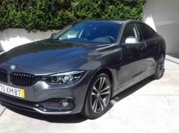 BMW 418d Gran Coupé 2.0d