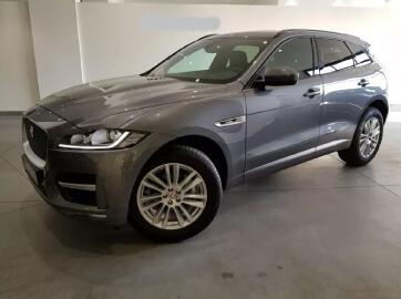 JaguarF-Pace 2.0D RWD R-Sport