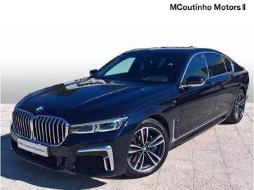 BMWsérie 7 740D xDrive Pack M Auto