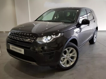 Land RoverDiscovery Sport 2.0 2WD SE