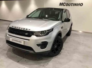 Land Rover Discovery Sport 2.0 SE