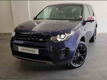 Land Rover Discovery Sport 2.0D 2WD SE 30 VX 06