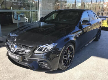 Mercedes-BenzE63 S AMG 4Matic+