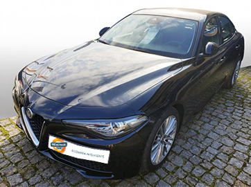 Alfa Romero Giulia 2.2 D Super AT8
