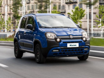 Fiat Panda 1.2 Waze