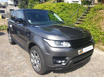 LAND ROVER Range Rover Sport 3.0 SDV6 HEV HSE Dynamic