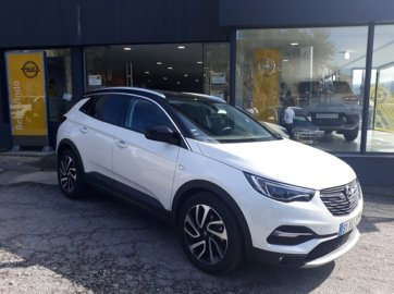 Opel Grandland X 1.5 BlueHDi Ultimate