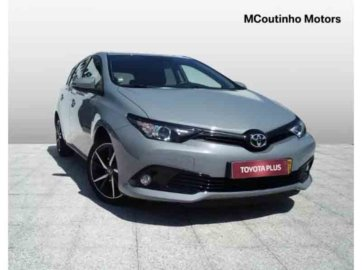 Toyota Auris 1.4D